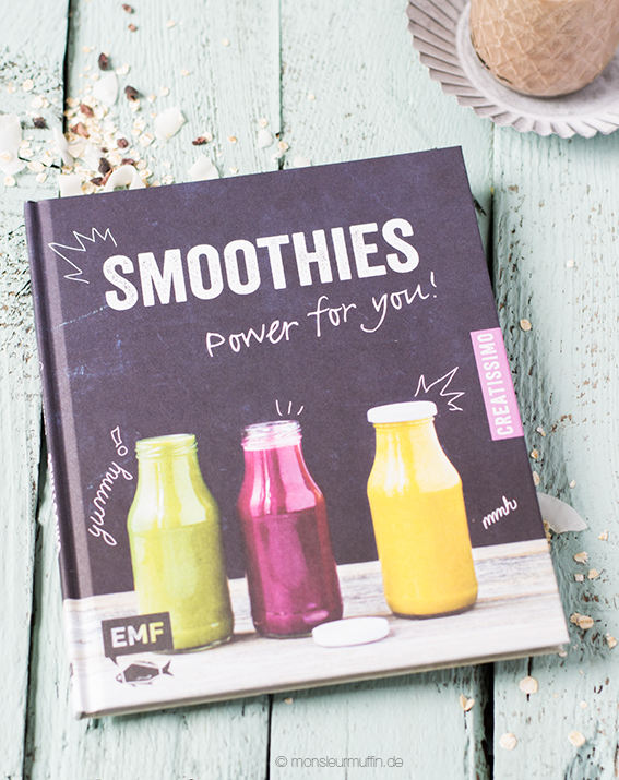 Kakao-Müsli-Smoothie | Smoothies - Power for you | © monsieurmuffin