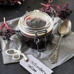 Holunder-Gelee mit feiner Vanillenote – vom Aschenputtel und neuer Lieblingsmarmelade