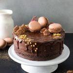 Chocolate Drip Cake – das Törtchen für alle Schokomäulchen