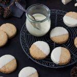 Macadamianuss-Taler mit weißer Schokolade – Willkommen du leckere Plätzchenzeit!