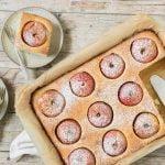 Versunkener Apfelkuchen mit feiner Marzipannote – die perfekte Nascherei für gemütliche Nachmittage