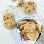 Cookies – das Grundrezept für meine Lieblingskekse und der perfekte Knuspersnack für den nächsten Ausflug!