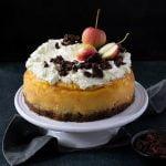 Pumpernickel-Cheesecake – westfälische Spezialität trifft auf feinsten Käsekuchen