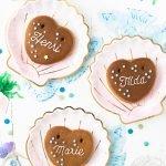 Lebkuchenherzen – einfach verzieren mit tollen Tricks und Meerjungfrau Party-Gewinnspiel